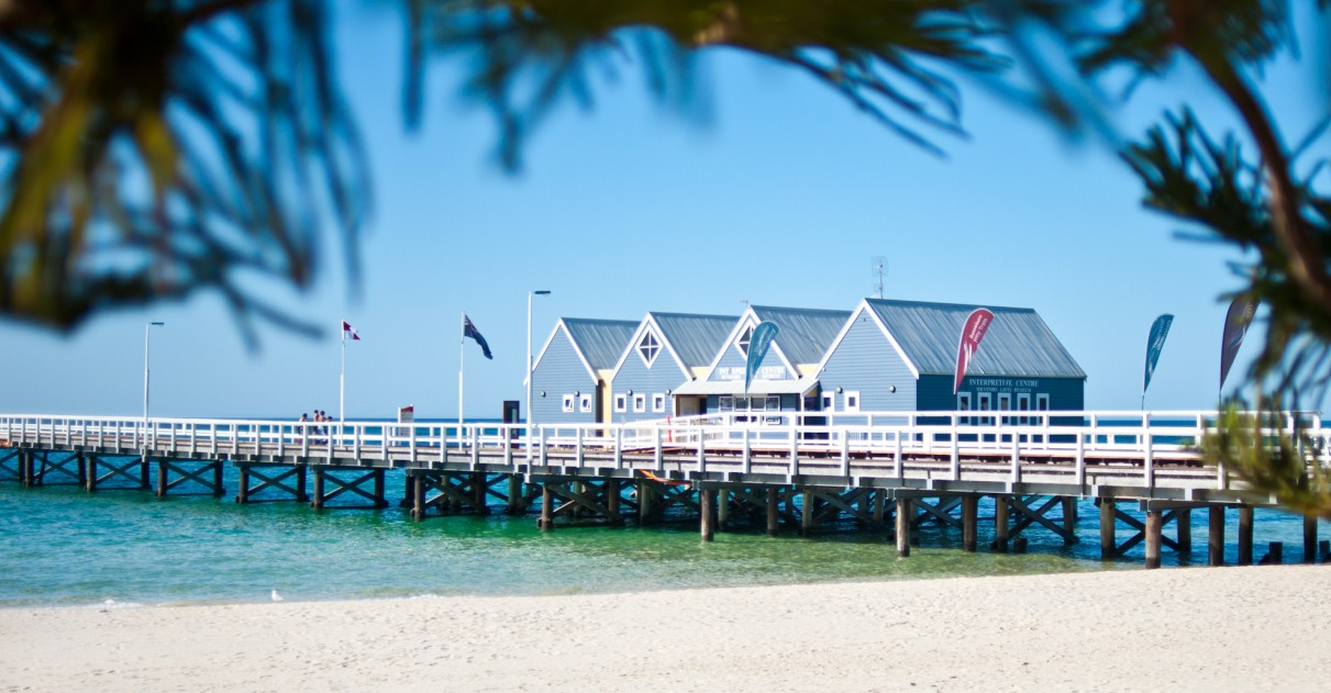 Busselton Jetty  Underwater Observatory Tour - Accommodation Gold Coast