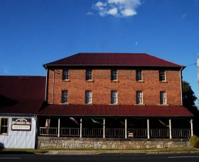 McCrossin's Mill Museum - Accommodation Gold Coast