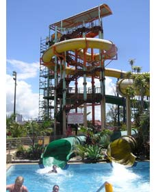 Ballina Olympic Pool and Waterslide - Accommodation Gold Coast