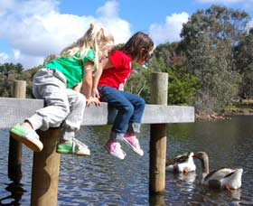 Vasse River and Rotary Park - Accommodation Gold Coast