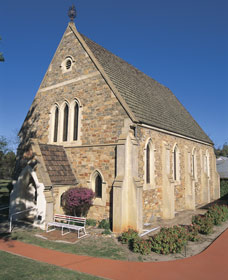 Uniting Church - York - Accommodation Gold Coast