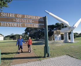 Esperance Municipal Museum - Accommodation Gold Coast