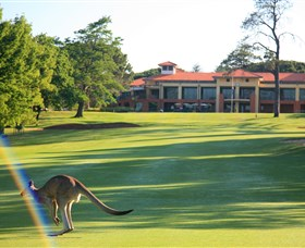 Royal Canberra Golf Club - Accommodation Gold Coast