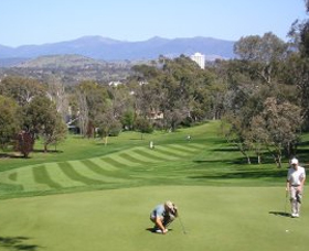 Fairbairn Golf Club - Accommodation Gold Coast