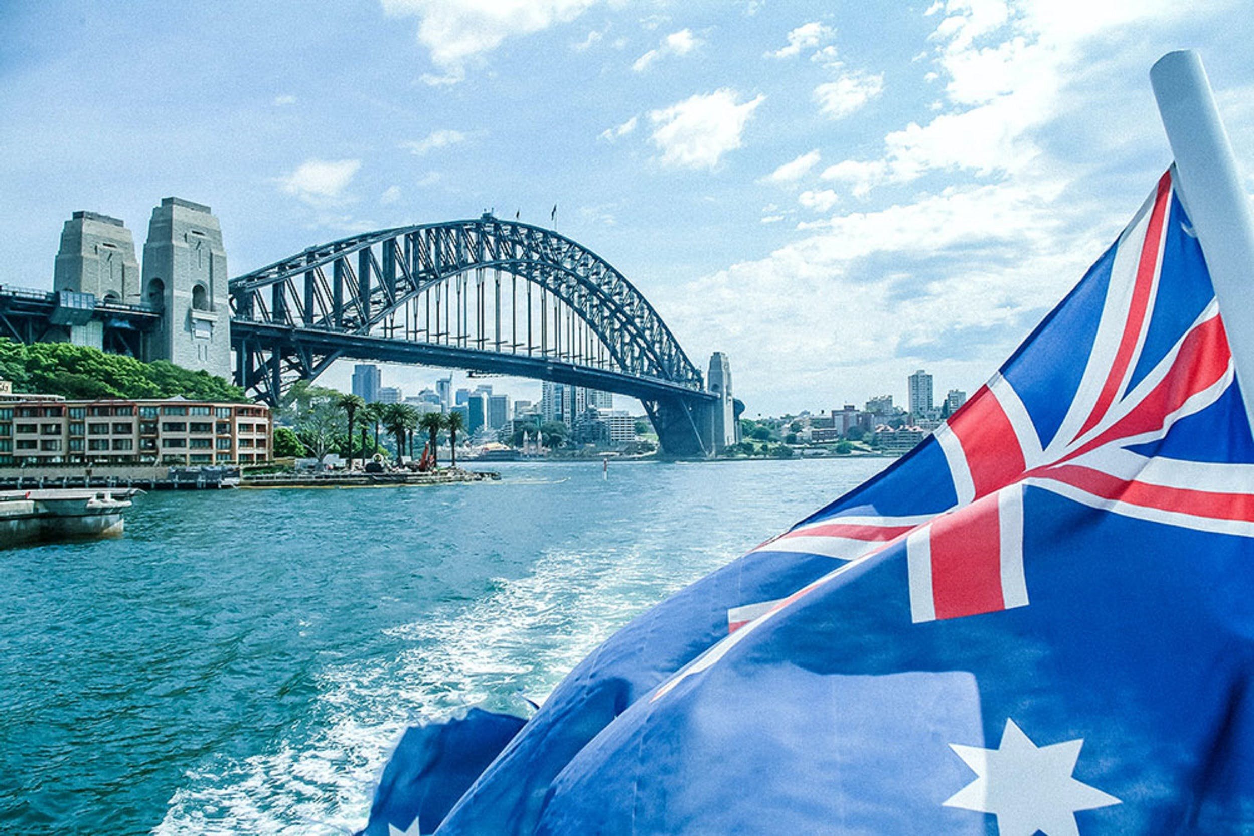 Australia Day Lunch and Dinner Cruises On Sydney Harbour with Sydney Showboats - Accommodation Gold Coast