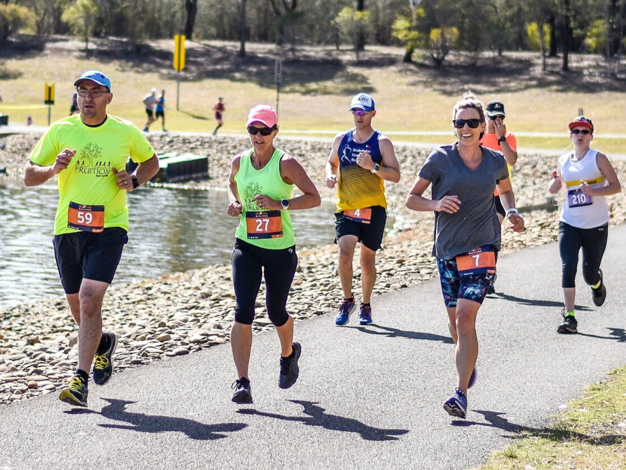 Broken Marathon Canberra - Accommodation Gold Coast