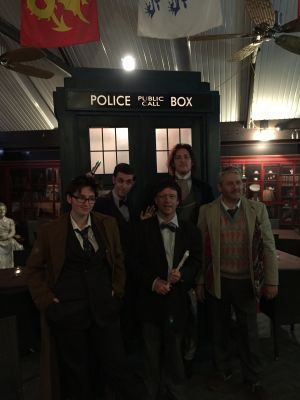 Dr Who Quiz Night - Accommodation Gold Coast