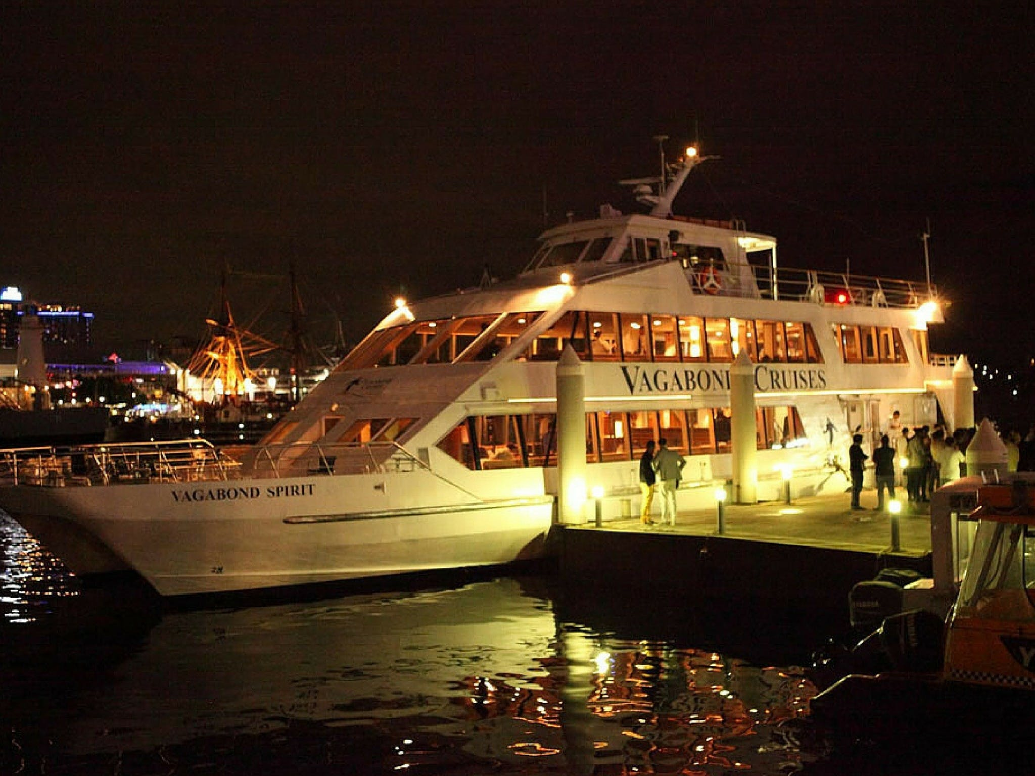 Halloween Party Cruise - Accommodation Gold Coast