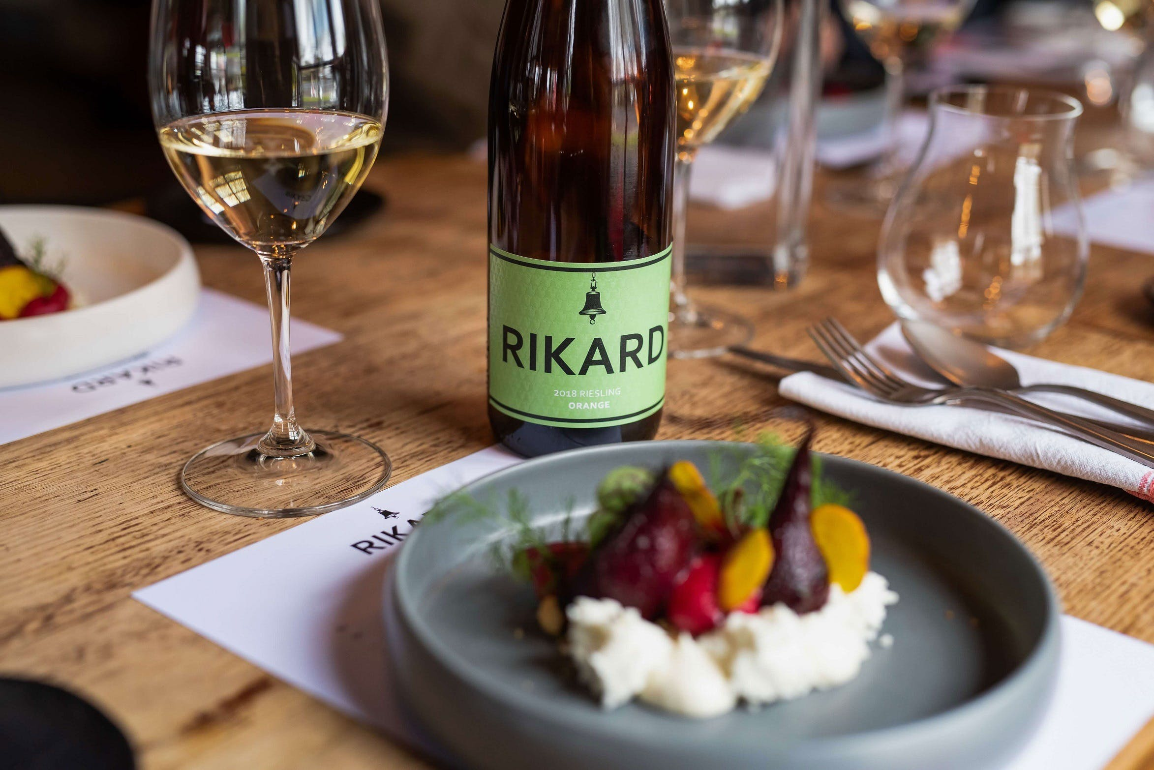 RIKARD Wines at Charred - Accommodation Gold Coast