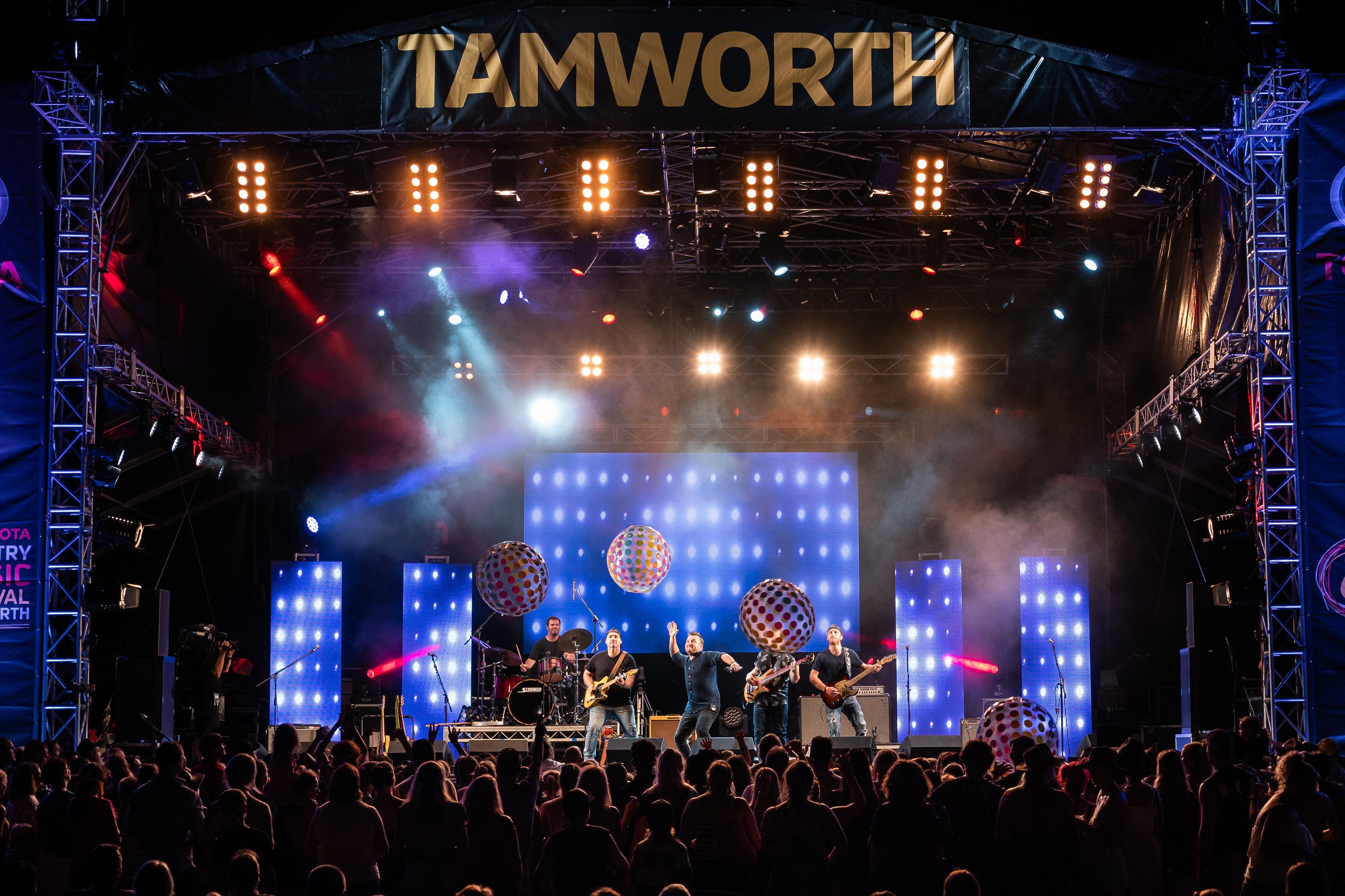 Toyota Country Music Festival Tamworth - Accommodation Gold Coast