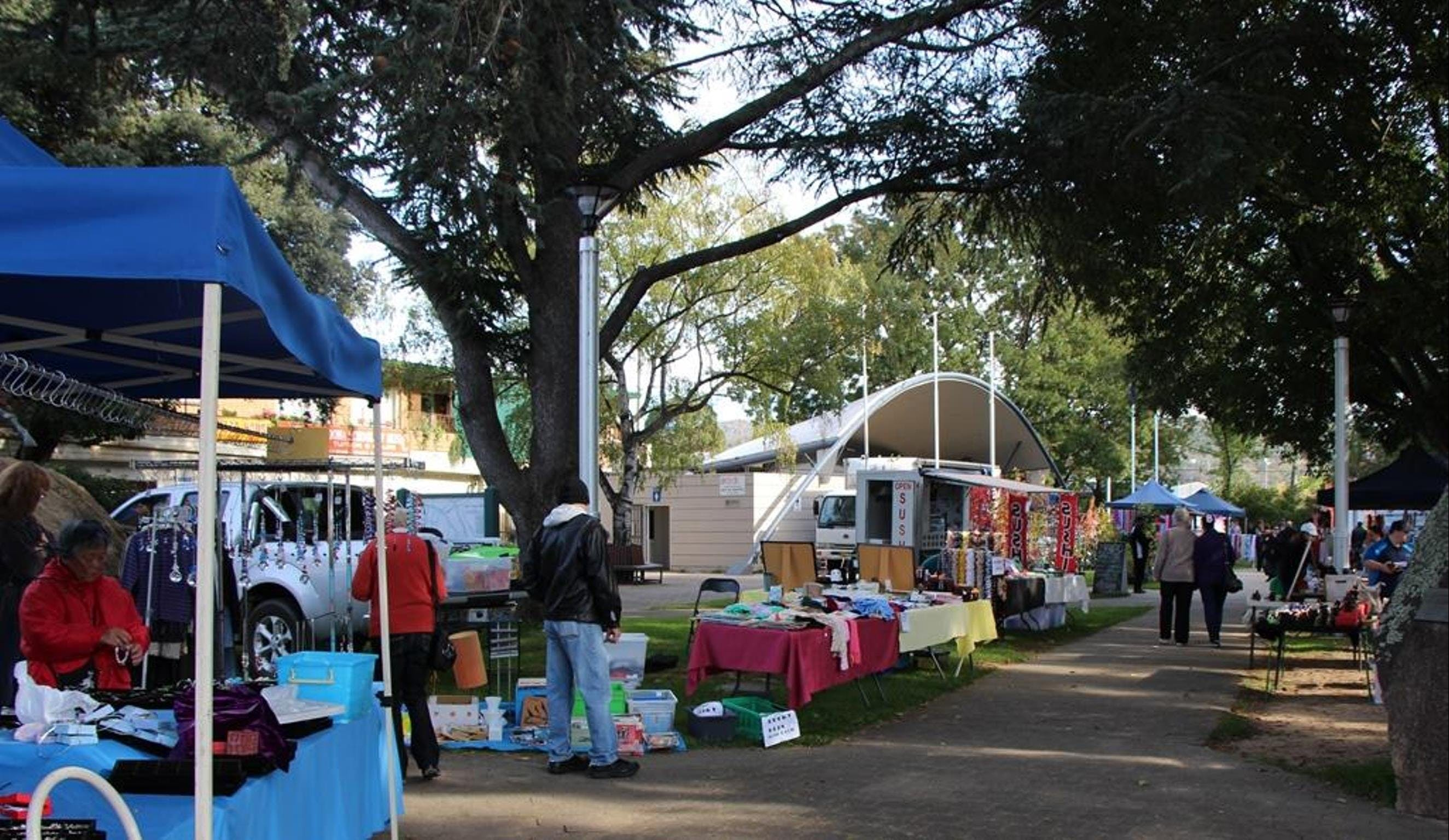 Cooma Rotary Markets - Accommodation Gold Coast