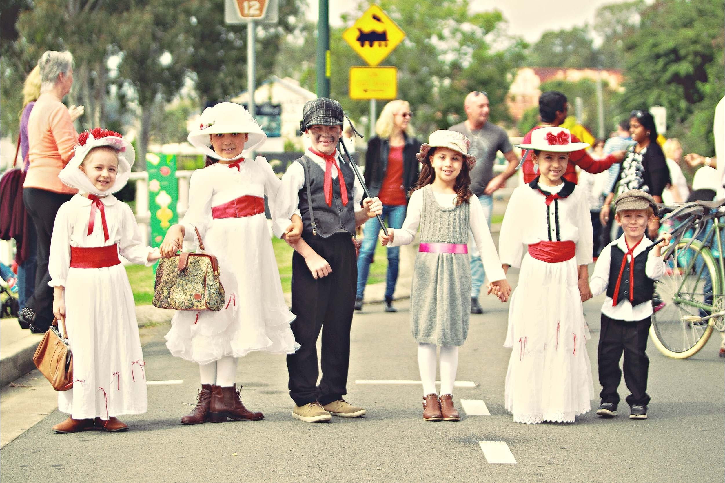 Mary Poppins Festival - Accommodation Gold Coast