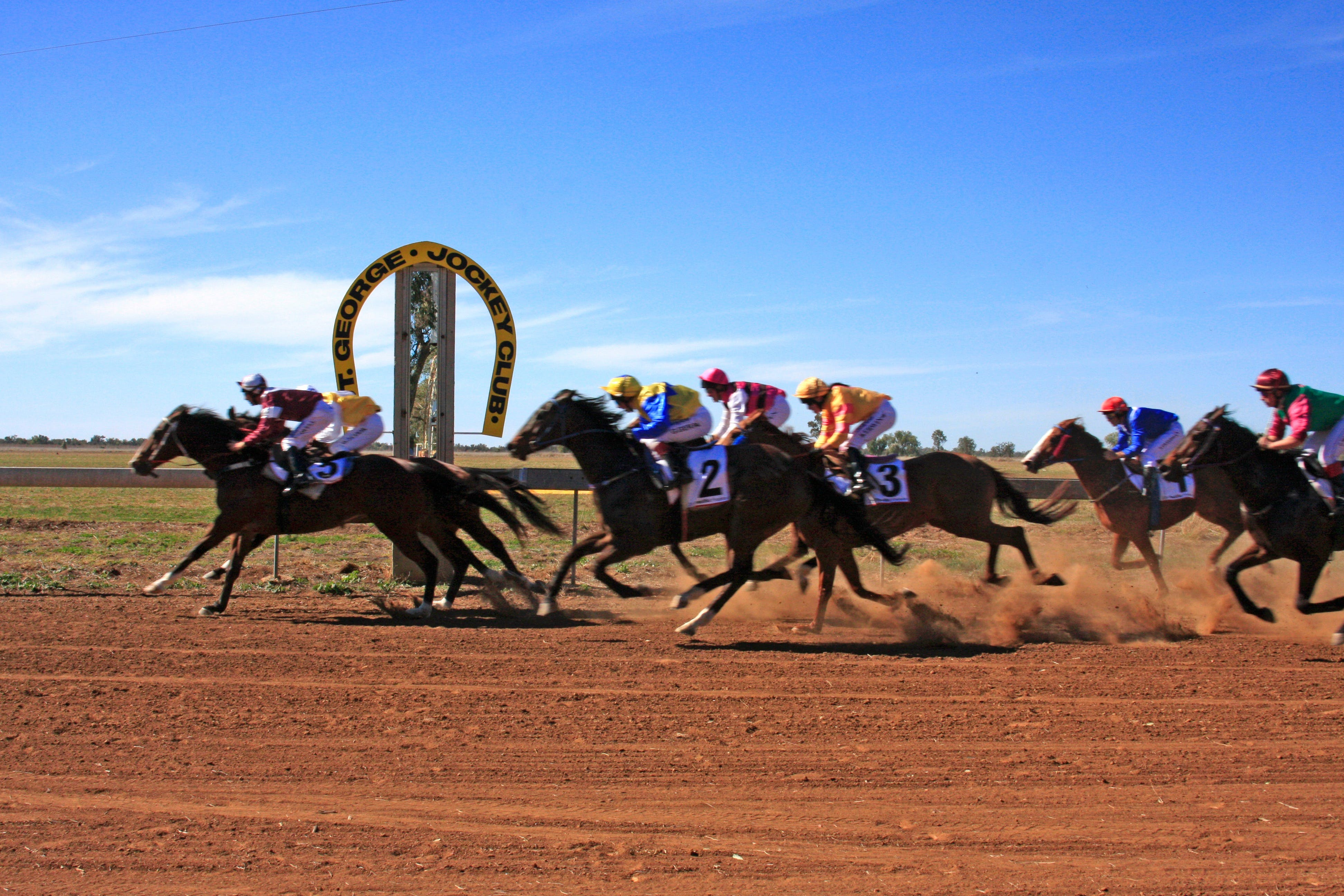 St George Cup Race - Accommodation Gold Coast