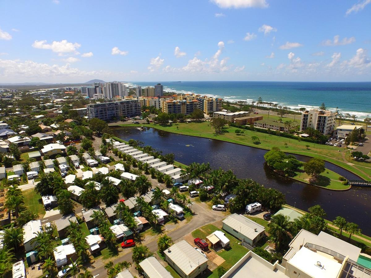 Alex Beach Cabins and Tourist Park - Accommodation Gold Coast