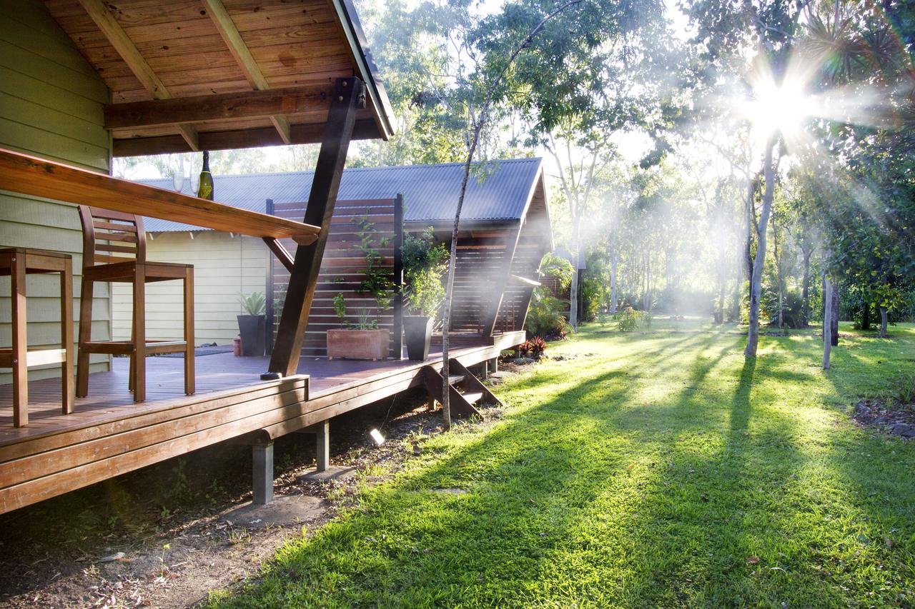 Airlie Beach Eco Cabins - Accommodation Gold Coast