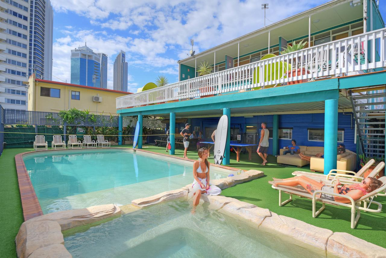 Backpackers In Paradise Resort - Accommodation Gold Coast