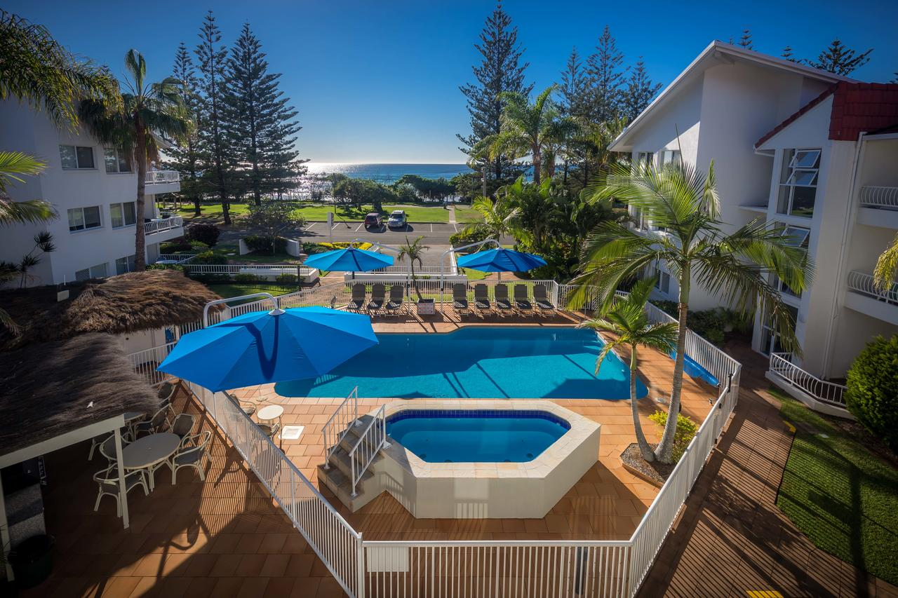 Le Beach Apartments - Accommodation Gold Coast