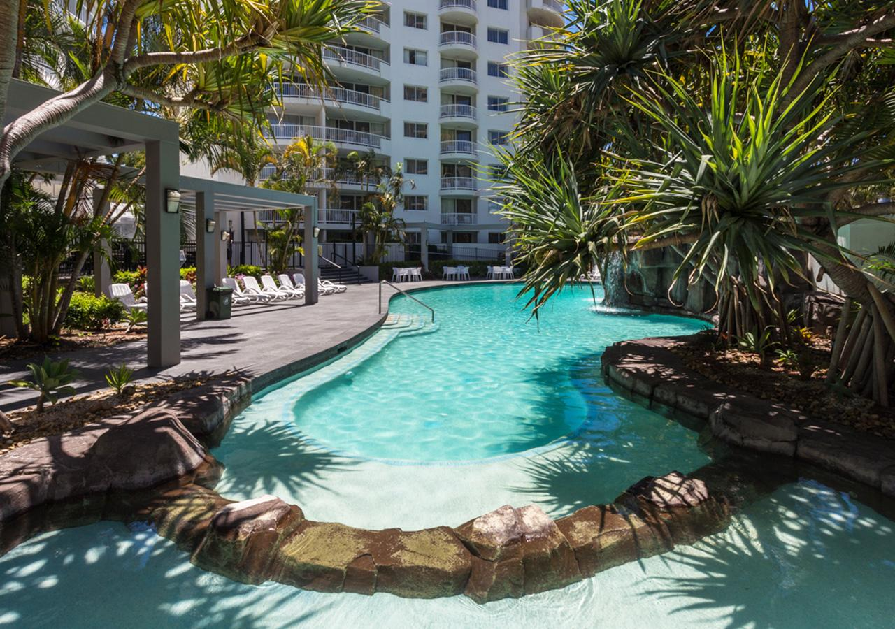 Alpha Sovereign Hotel - Accommodation Gold Coast